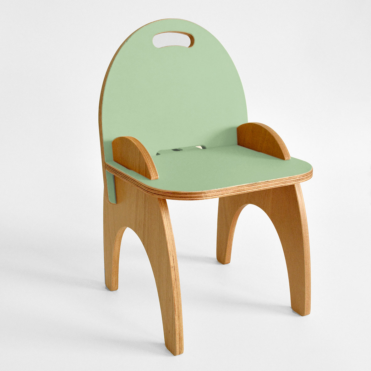 Cadeira Gloop Verde